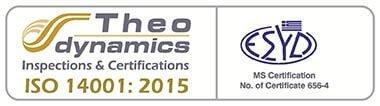 Theo Dynamics ISO 14001:2015 EN