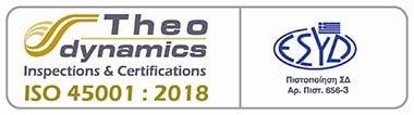 Theo Dynamics ISO 45001:2018 EL