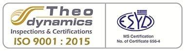 Theo Dynamics ISO 9001:2015 EN